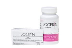 tabletki na wypadanie włosów Locerin właściwości